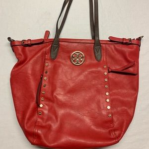 Vintage Tory Burch Tote Bag